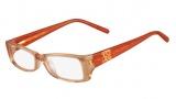 CK by Calvin Klein 5744 Eyeglasses Eyeglasses - 530 Peach