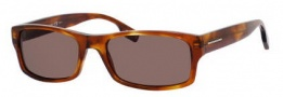 Hugo Boss 0407/S Sunglasses Sunglasses - 0X0S Blonde Havana (EJ Brown Lens)