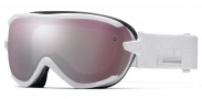 Smith Optics Virtue Snow Goggles  Goggles - White Prism / Ignitor Mirror