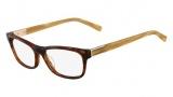 Calvin Klein CK7879 Eyeglasses Eyeglasses - 213 Marble Brown