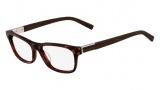 Calvin Klein CK7879 Eyeglasses Eyeglasses - 609 Marble Burgundy