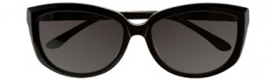 BCBGMaxazria Bliss Sunglasses Sunglasses - BLA Black