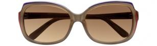 BCBGMaxazria Glow Sunglasses Sunglasses - KHA Khaki