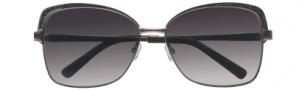 BCBGMaxazria Ritz Sunglasses Sunglasses - GUN Gunmetal