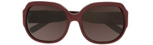 BCBGMaxazria Swank Sunglasses Sunglasses - MAH Mahogany