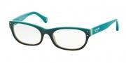 Coach HC6034 Eyeglasses Eyeglasses - 5099 Turquoise Gradient