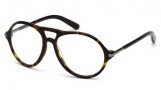 Tom Ford FT5290 Eyeglasses Eyeglasses - 56F Havana / Gradient Brown