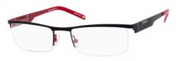 Carrera 7567 Eyeglasses Eyeglasses - 0lAM Black Red