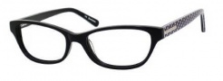 Juicy Couture Juicy 118 Eyeglasses  Eyeglasses - 0807 Black