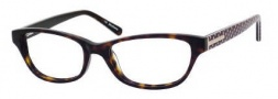 Juicy Couture Juicy 118 Eyeglasses  Eyeglasses - 0086 Dark Havana