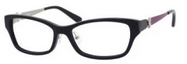 Juicy Couture Juicy 123/F Eyeglasses Eyeglasses - 0807 Black
