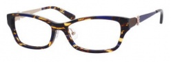 Juicy Couture Juicy 123/F Eyeglasses Eyeglasses - 01N2 Demi Sapphire