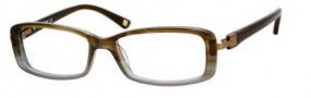 Liz Claiborne 393 Eyeglasses Eyeglasses - 0JKK Brown Azure