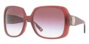 Versace VE4224K Sunglasses Sunglasses - 972/8H Transparent Bordeaux / Violet Gradient