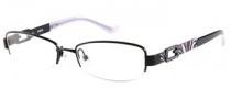 Guess GU 2290 Eyeglasses Eyeglasses - BLK: Black