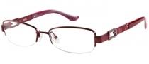 Guess GU 2290 Eyeglasses Eyeglasses - BU: Burgundy