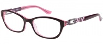 Guess GU 2287 Eyeglasses Eyeglasses - PUR: Purple