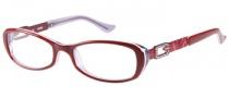 Guess GU 2288 Eyeglasses Eyeglasses - BU: Burgundy