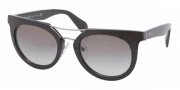 Prada PR 08PS Sunglasses  Sunglasses - 1AB3M1 Black Gray Gradient