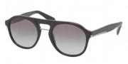 Prada PR 09PS Sunglasses  Sunglasses - 1AB0A7 Black / Gray Gradient