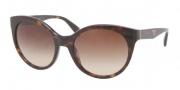 Prada PR 23OS Sunglasses Sunglasses - 2AU6S1 Havana / Brown Gradient