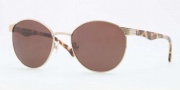 Brooks Brothers BB4010S Sunglasses Sunglasses - 158273  Taupe Brown / Solid