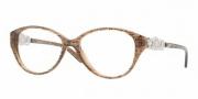 Versace VE3161 Eyeglasses Eyeglasses - 617 Transparent Brown