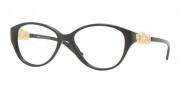 Versace VE3161 Eyeglasses Eyeglasses - GB1 Shiny Black