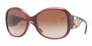 Versace VE4244B Sunglasses Sunglasses - 503113 Marc / Plum Brown Gradient