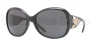 Versace VE4244B Sunglasses Sunglasses - GB1/87 Black Gray