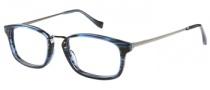 Gant GR Baxter Eyeglasses Eyeglasses - BLHRN: Blue Horn