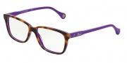 D&G DD1238 Eyeglasses Eyeglasses - 2608 Havana On Violet