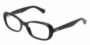 D&G DD1247 Eyeglasses Eyeglasses - 501 Black