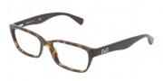 D&G DD1249 Eyeglasses Eyeglasses - 502 Havana