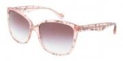 D&G DD3090 Sunglasses Sunglasses - 26108H Pink Glitter / Violet Gradient