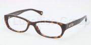Coach HC6032F Eyeglasses Eyeglasses - 5001 Dark Tortoise