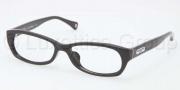 Coach HC6032F Eyeglasses Eyeglasses - 5002 Black