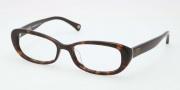 Coach HC6035F Eyeglasses Eyeglasses - 5001 Dark Tortoise