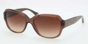 Coach HC8036 Sunglasses Pamela Sunglasses - 507313 Brown Gradient