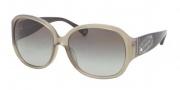 Coach HC8037BF Sunglasses Eyeglasses - 507213 Olive / Khaki Gradient