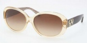 Coach HC8038 Sunglasses Sunglasses - 503713 Sand / Brown Gradient