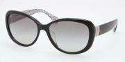 Coach HC8040BF Sunglasses Sunglasses - 508311 Black / Grey Gradient
