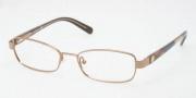 Tory Burch TY1027 Eyeglasses Eyeglasses - 116 Taupe / Demo Lens