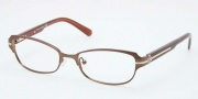 Tory Burch TY1028 Eyeglasses Eyeglasses - 345 Taupe Gold