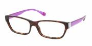 Ralph Lauren RL6092 Eyeglasses Eyeglasses - 5362 Dark Havana / Demo Lens