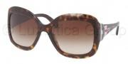 Ralph Lauren RL8097B Sunglasses Sunglasses - 500313 Dark Havana / Brown Gradient