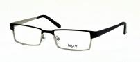 Legre LE5055 Eyeglasses Eyeglasses - 1182 2-Tone Black / Silver ss