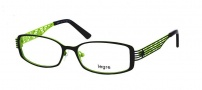Legre LE5053 Eyeglasses Eyeglasses - 1178 Black / Lime Green