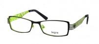 Legre LE5051 Eyeglasses Eyeglasses - 1178 Black / Lime Green