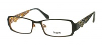 Legre LE5044 Eyeglasses Eyeglasses - 1167 Black / Copper